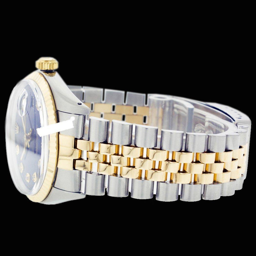 Rolex Ladies 2Tone 14K Gold/ Stainless Steel, Diamond - 3