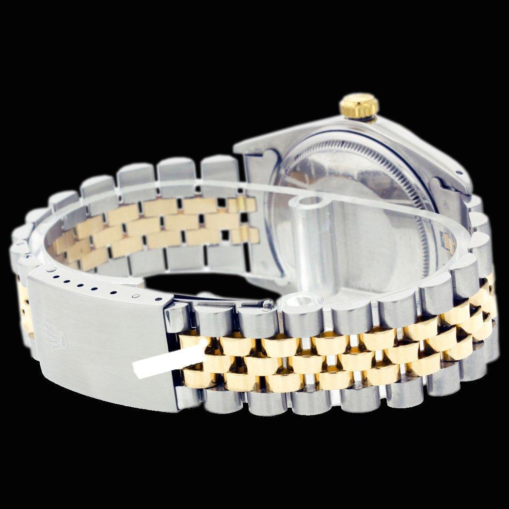 Rolex Ladies 2Tone 14K Gold/ Stainless Steel, Diamond - 4