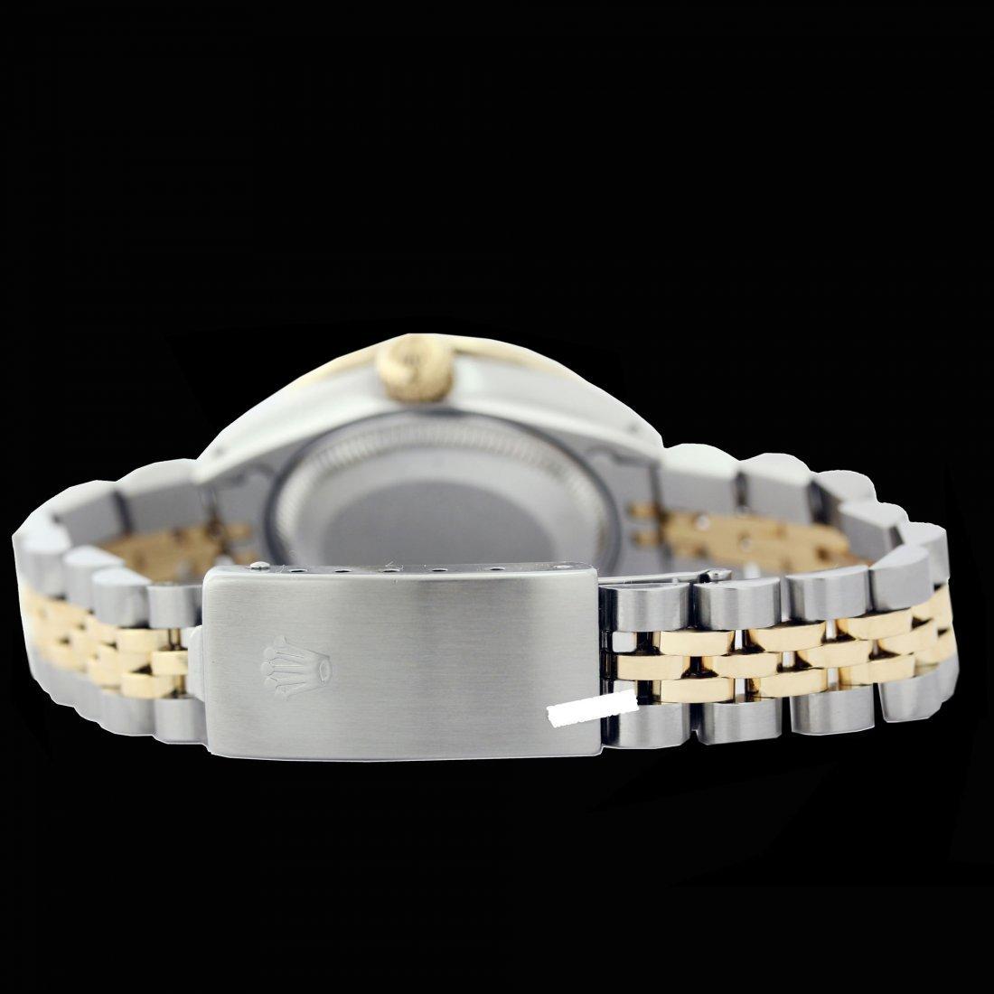 Rolex Ladies 2Tone 14K Gold/ Stainless Steel, - 3