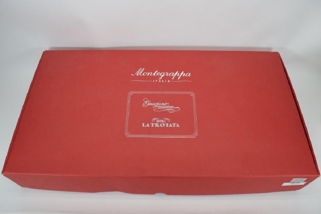 MONTEGRAPPA INVITO LA TRAVIATA SET IN ORIGINAL BOX - 9