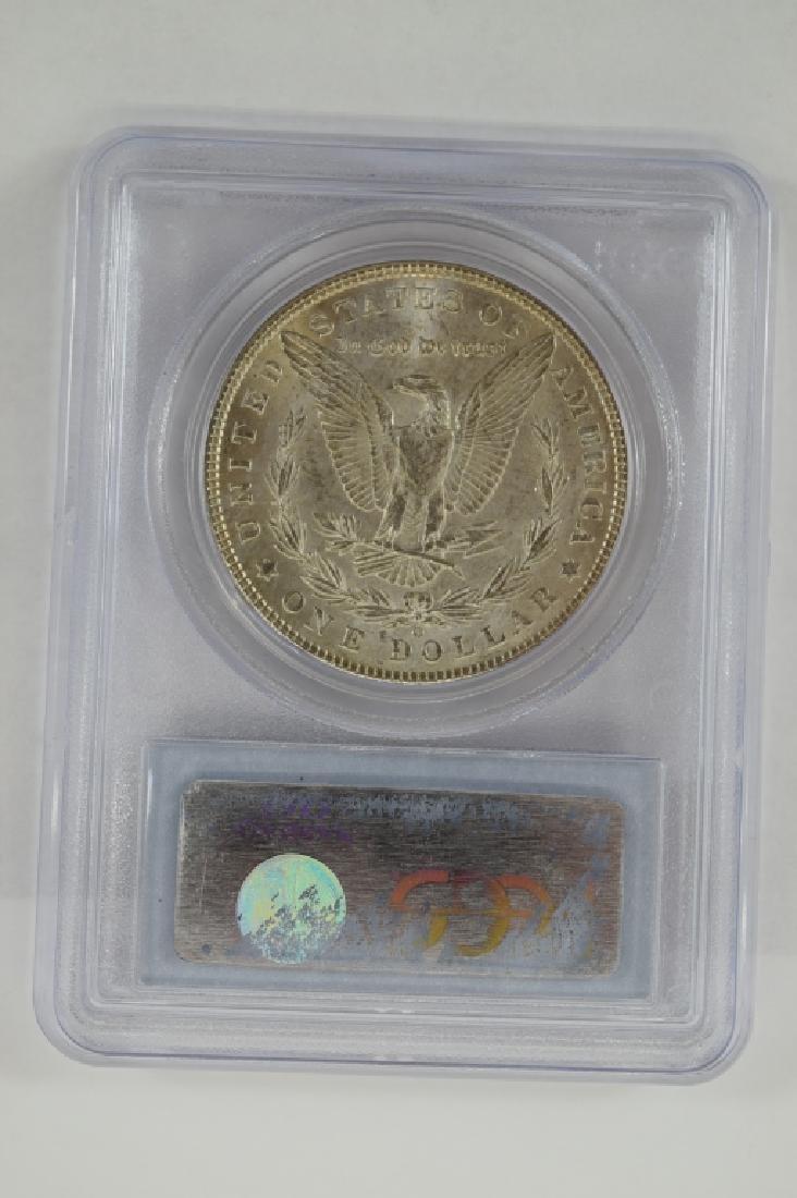1902-O US $1 SILVER MORGAN DOLLAR COIN MS63 - 5