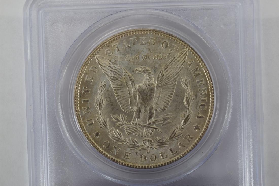 1902-O US $1 SILVER MORGAN DOLLAR COIN MS63 - 8