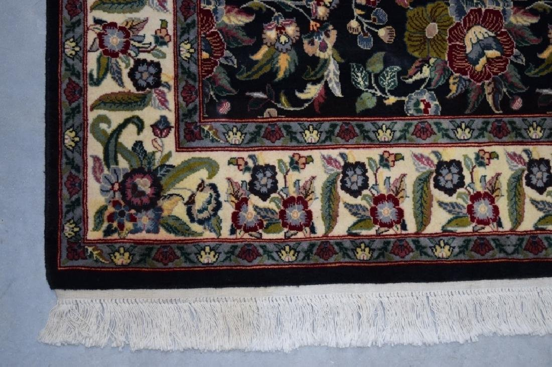 HAND WOVEN ORIENTAL FLORAL RUG 4X6 - 6