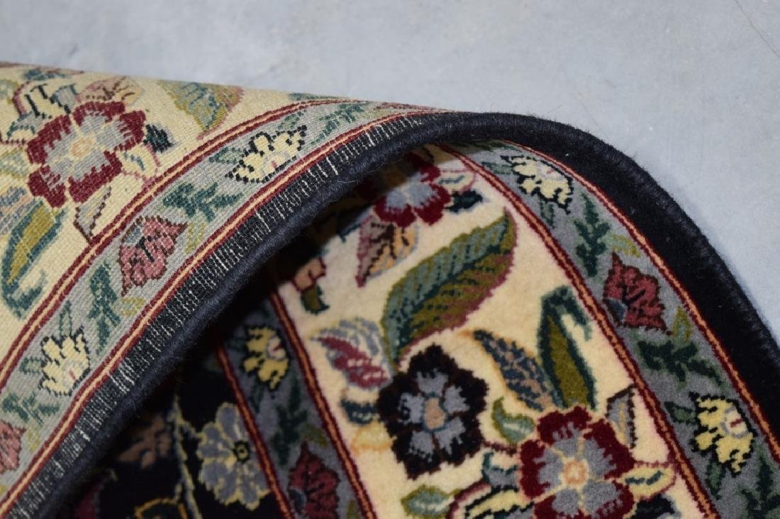 HAND WOVEN ORIENTAL FLORAL RUG 4X6 - 7