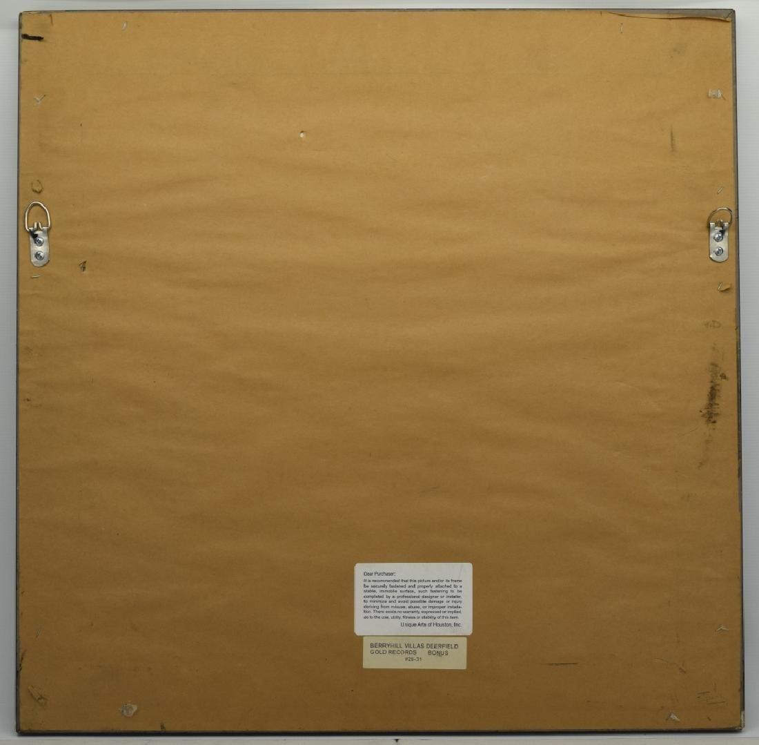 "JANIS JOPLIN GOLD COLUMBIA ""EARLY PERFORMANCES"" - 9"