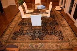 LARGE ORIENTAL OR PERSIAN AREA RUG 15X12