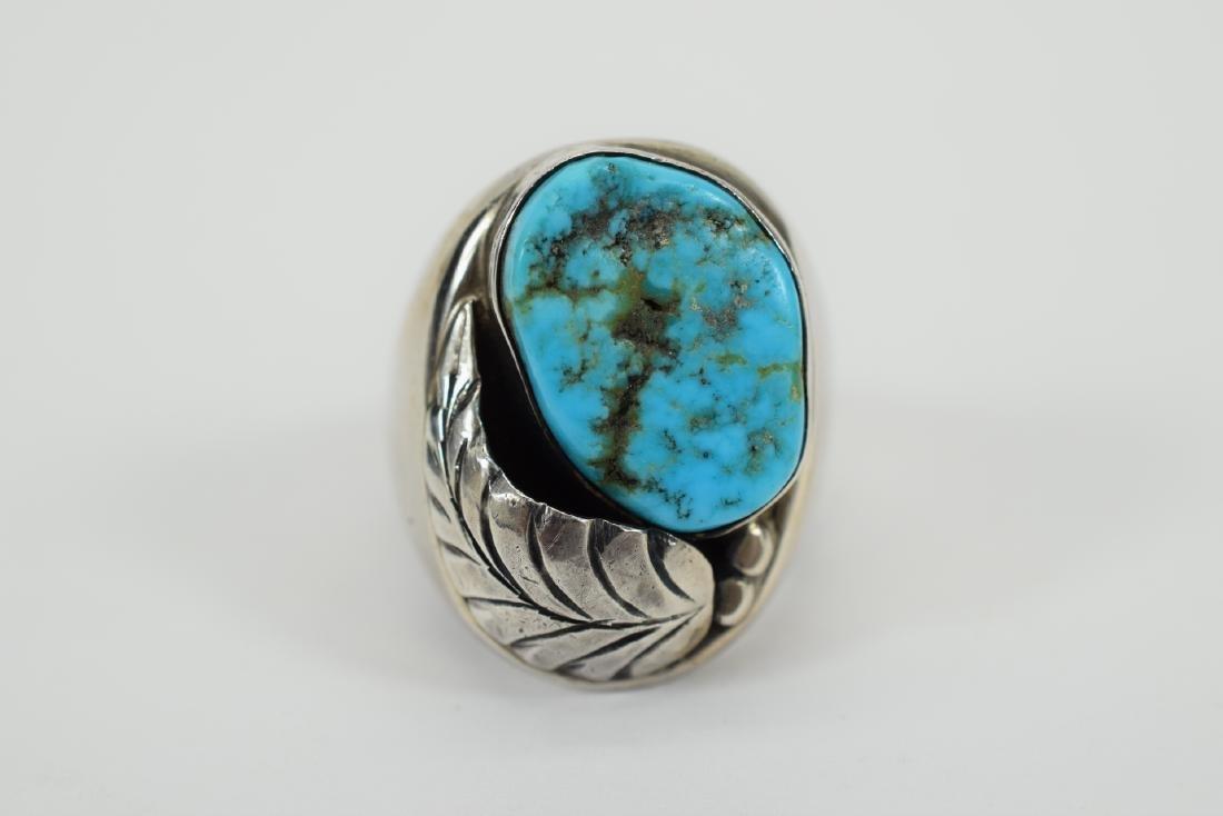 Breloques, Bracelets Breloques Bijoux, Montres Vintage Navajo Persin Turquoise Argent Sterling With A Long Standing Reputation