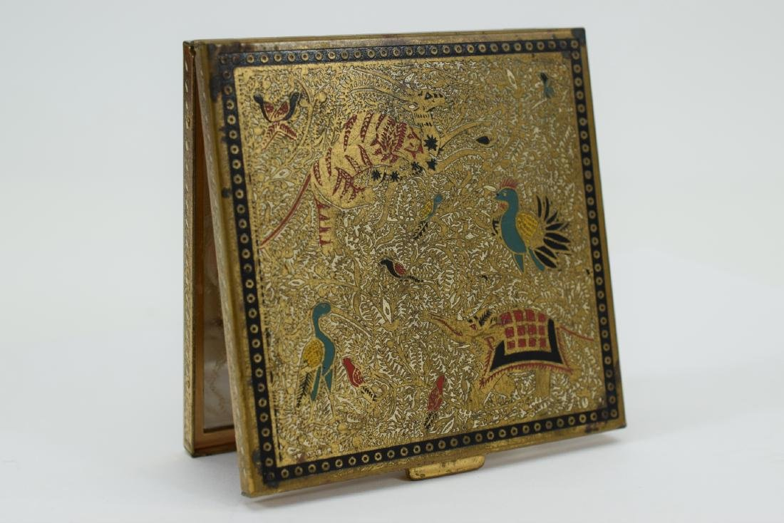 VOLUPTE GOLD & ENAMEL ANIMAL COMPACT - 6