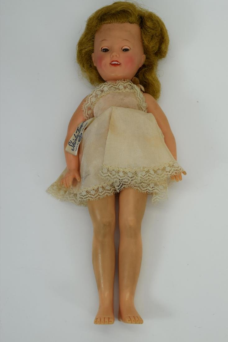 VINTAGE SHIRLEY TEMPLE IDEAL TOY CORP DOLL