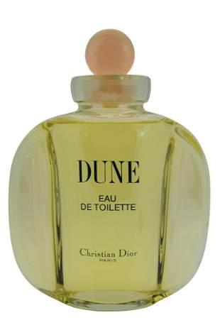 CHRISTIAN DIOR DUNE PARIS FACTICE PERFUME BOTTLE