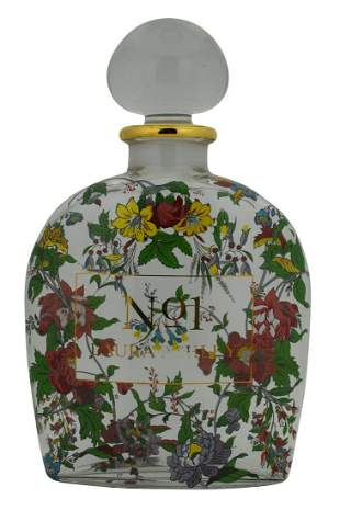 LAURA ASHLEY NO.1 FACTICE PERFUME BOTTLE