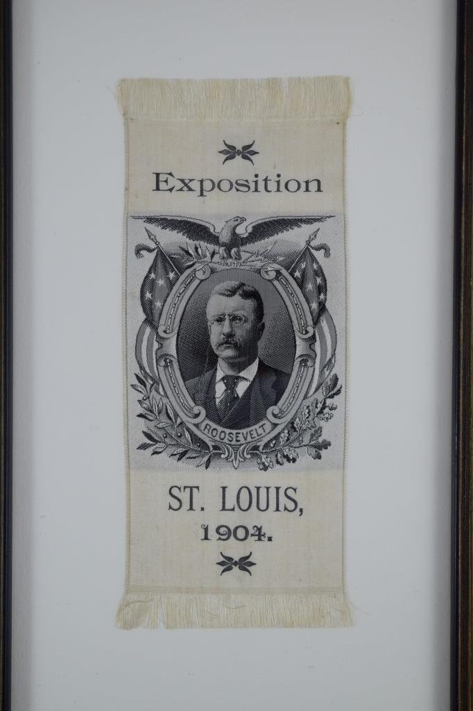 ANDERSON BROTHERS SILK THEODORE ROOSEVELT EXPO - 4