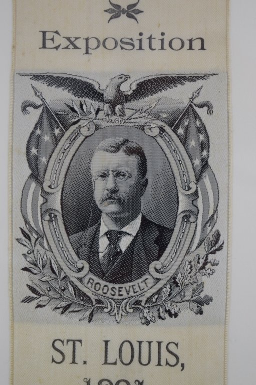 ANDERSON BROTHERS SILK THEODORE ROOSEVELT EXPO - 7