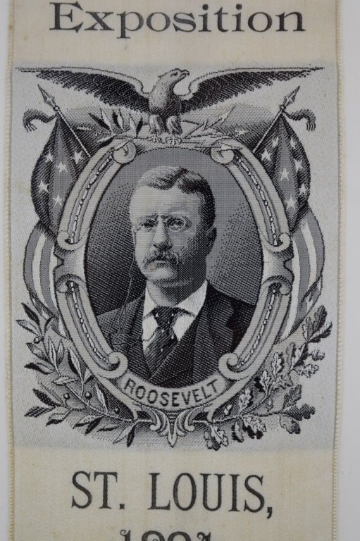 ANDERSON BROTHERS SILK THEODORE ROOSEVELT EXPO - 9
