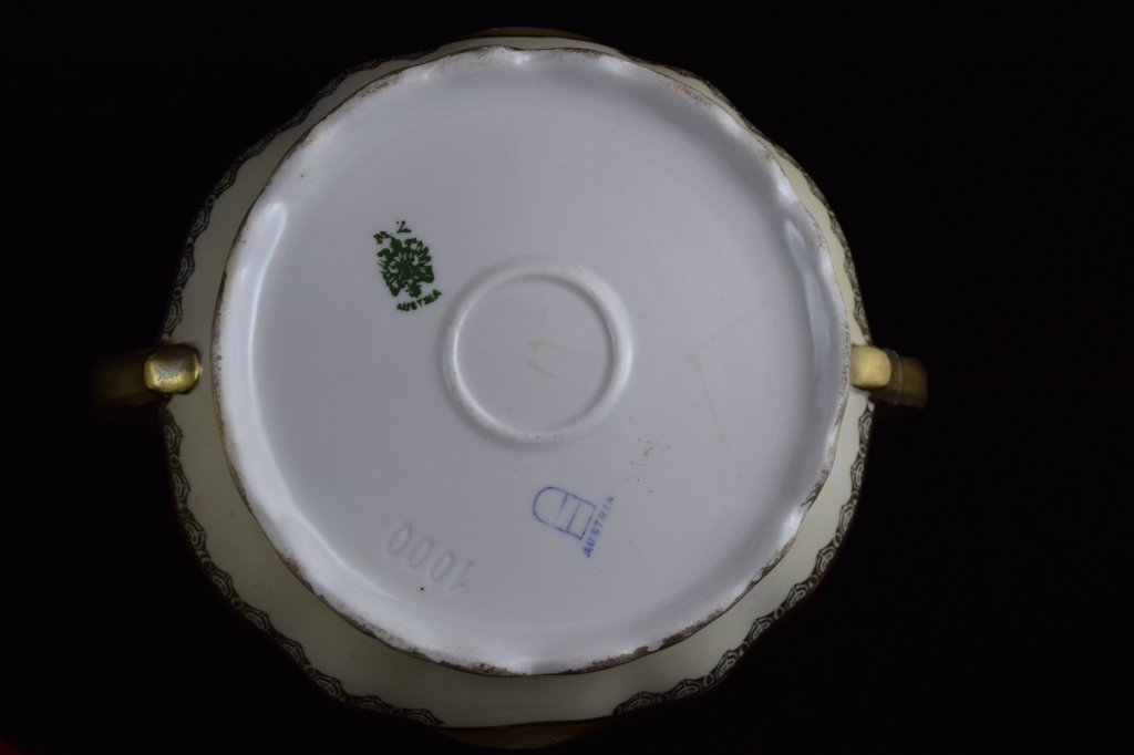 ROYAL VIENNA SOUP & COFFEE TEA PITCHER SET - 8