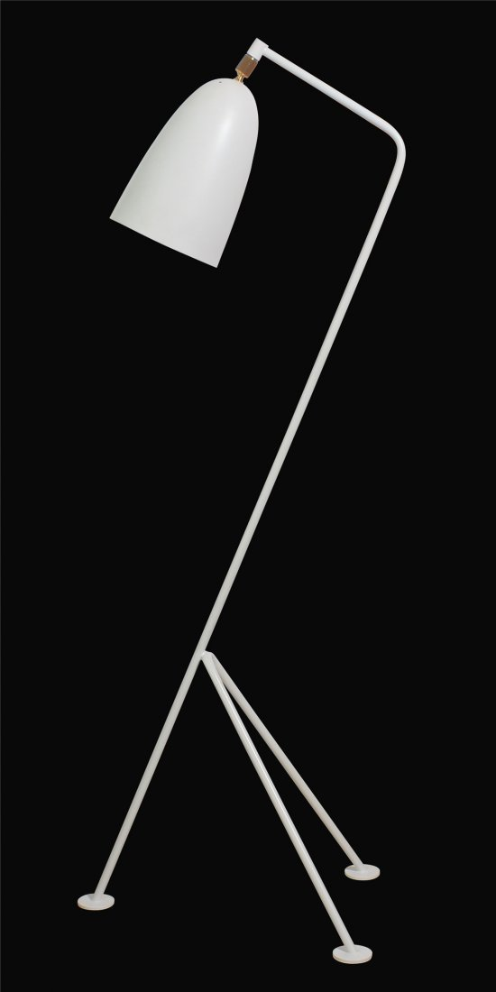 Greta Grossman Grasshopper Floor Lamp - 3