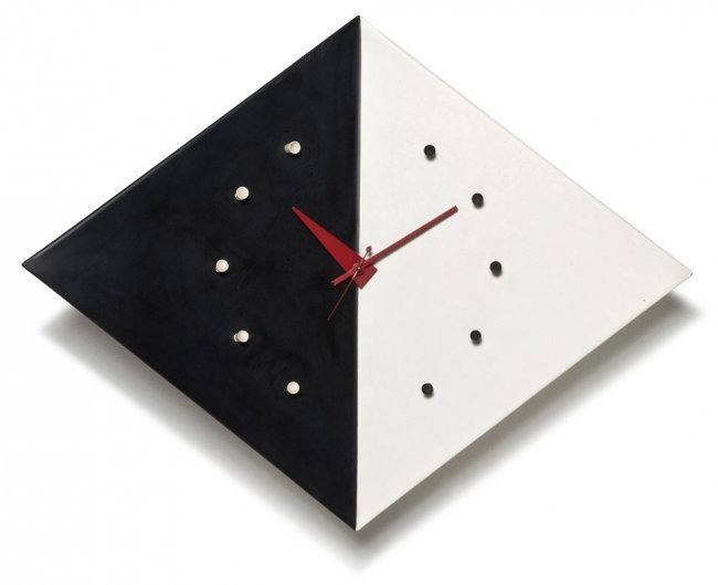 Kite Clock by George Nelson