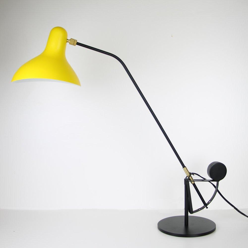 Yellow Mantis Table Lamp