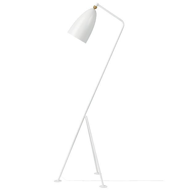 Greta Grossman Grasshopper Floor Lamp By Gubi