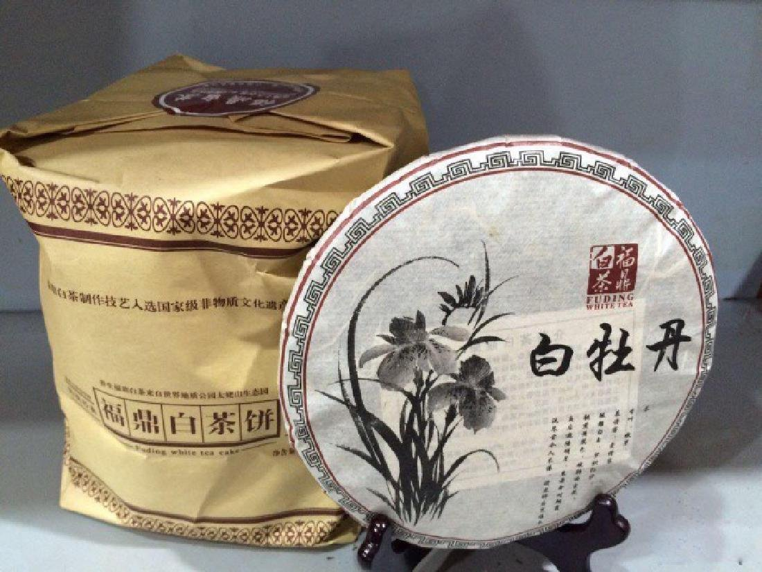 CHINA YUNNAN PU'ER BRICK TEA Y2000 2.5KG