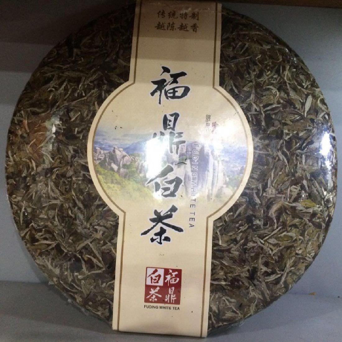 CHINA YUNNAN PU'ER BRICK TEA Y2005 3KG