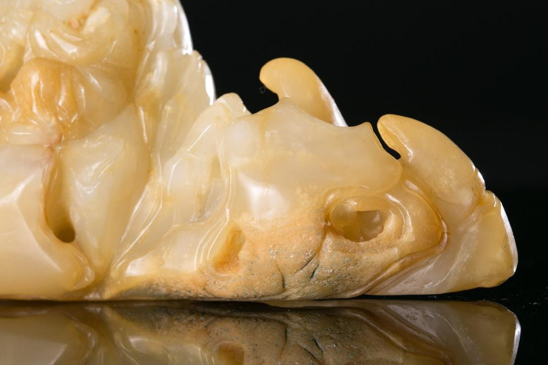 CHINESE HETIAN JADE CRAVING - 6