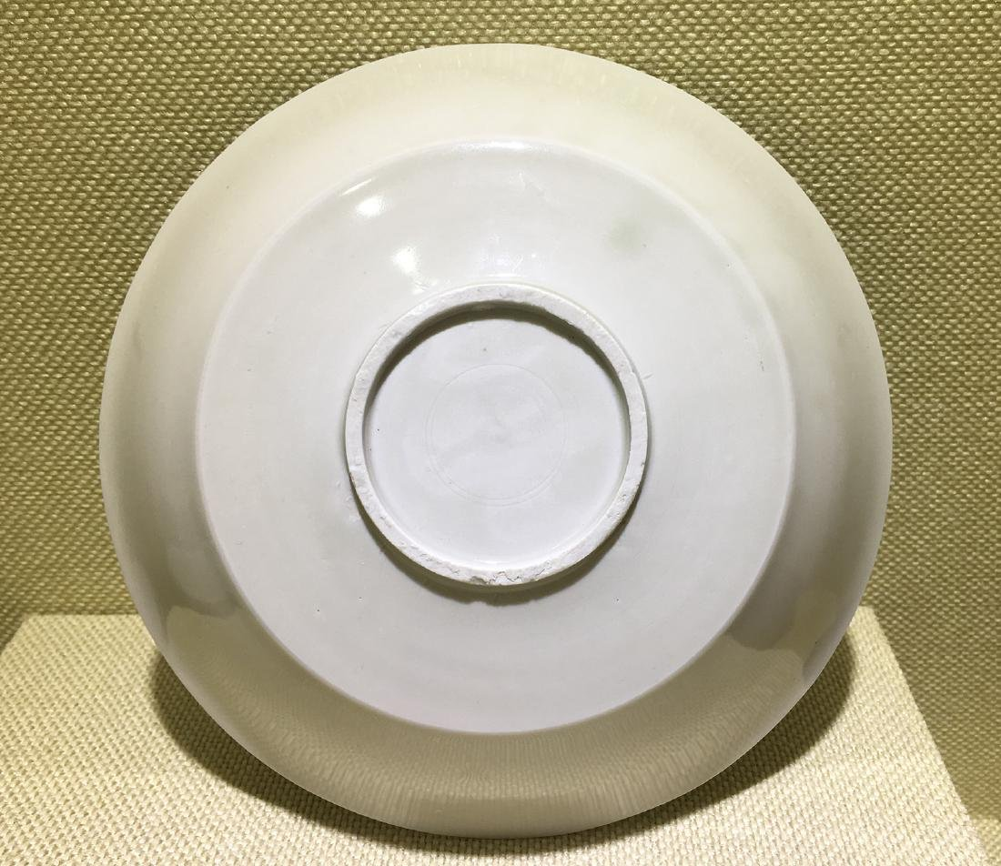 CHINESE PORCELAIN SONG DYNASTY DING KILN ENGRAVED - 5