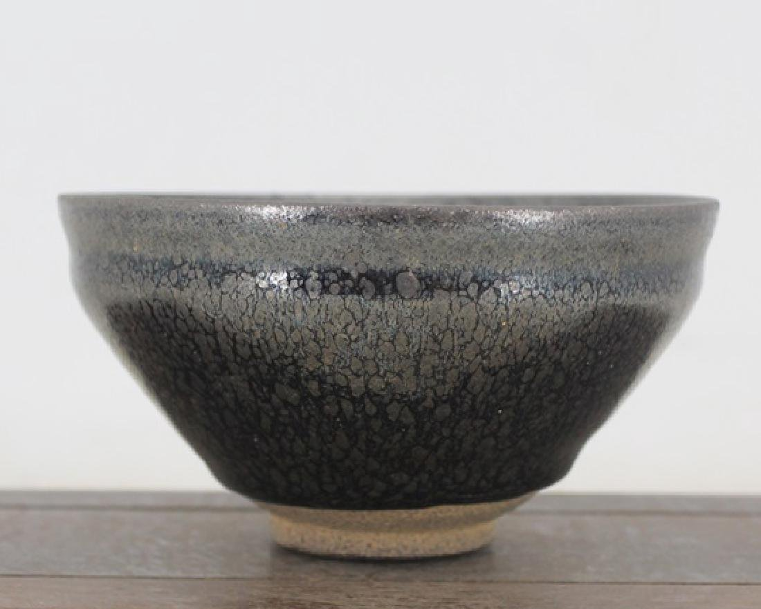CHINESE PORCELAIN SONG DYNASTY JIAN KILN TEA BOWL - 3