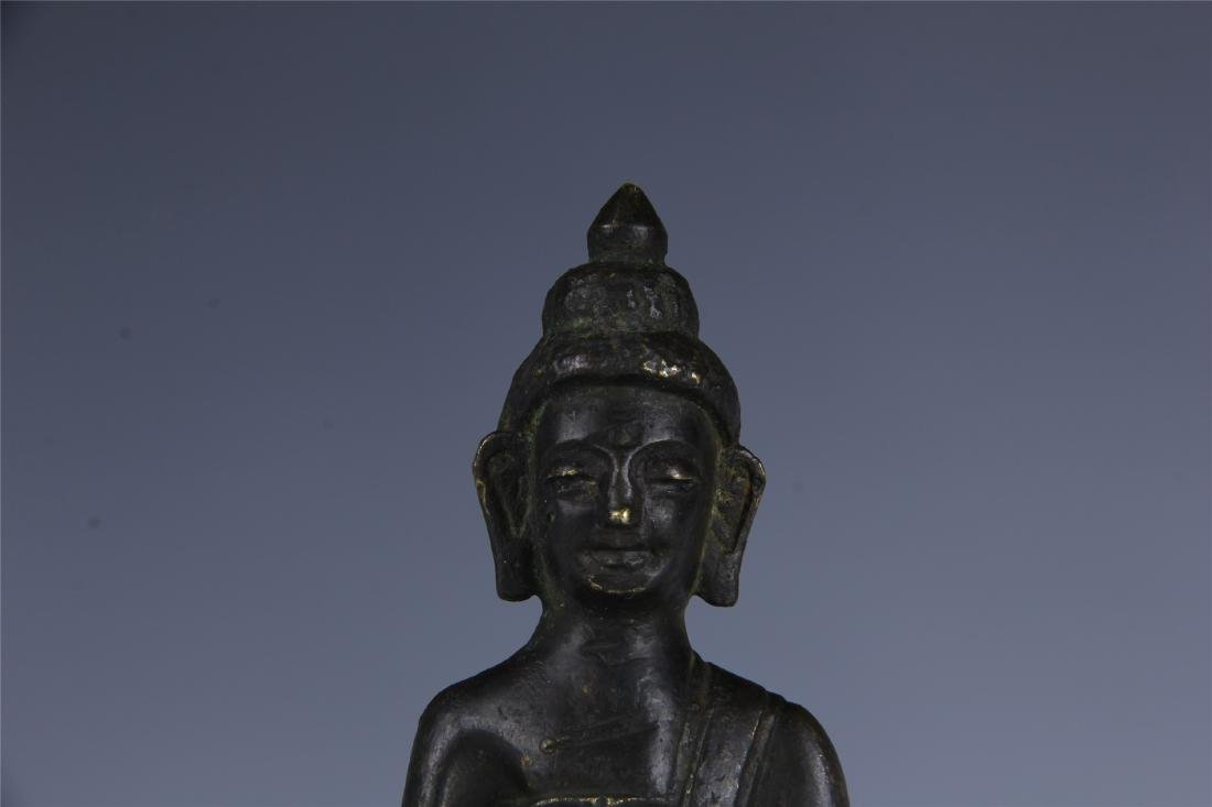 CHINESE SEATED BUDDHA - 2
