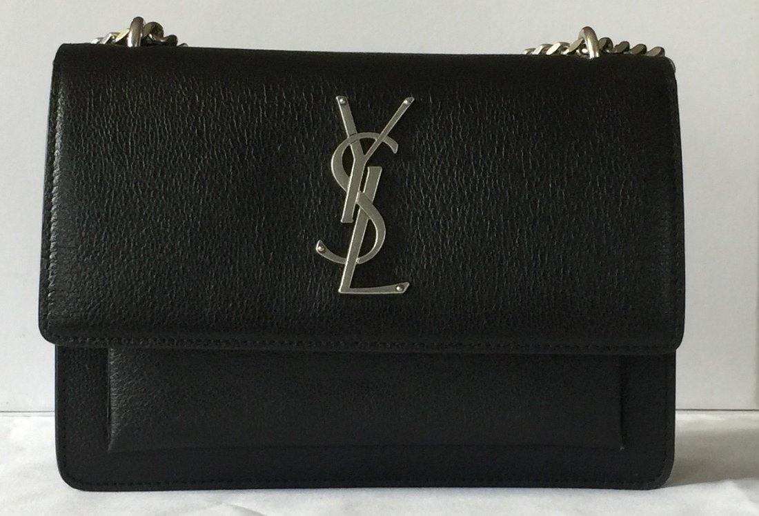 SECONDHANDED YSL LADY'S SHOUDER BAG