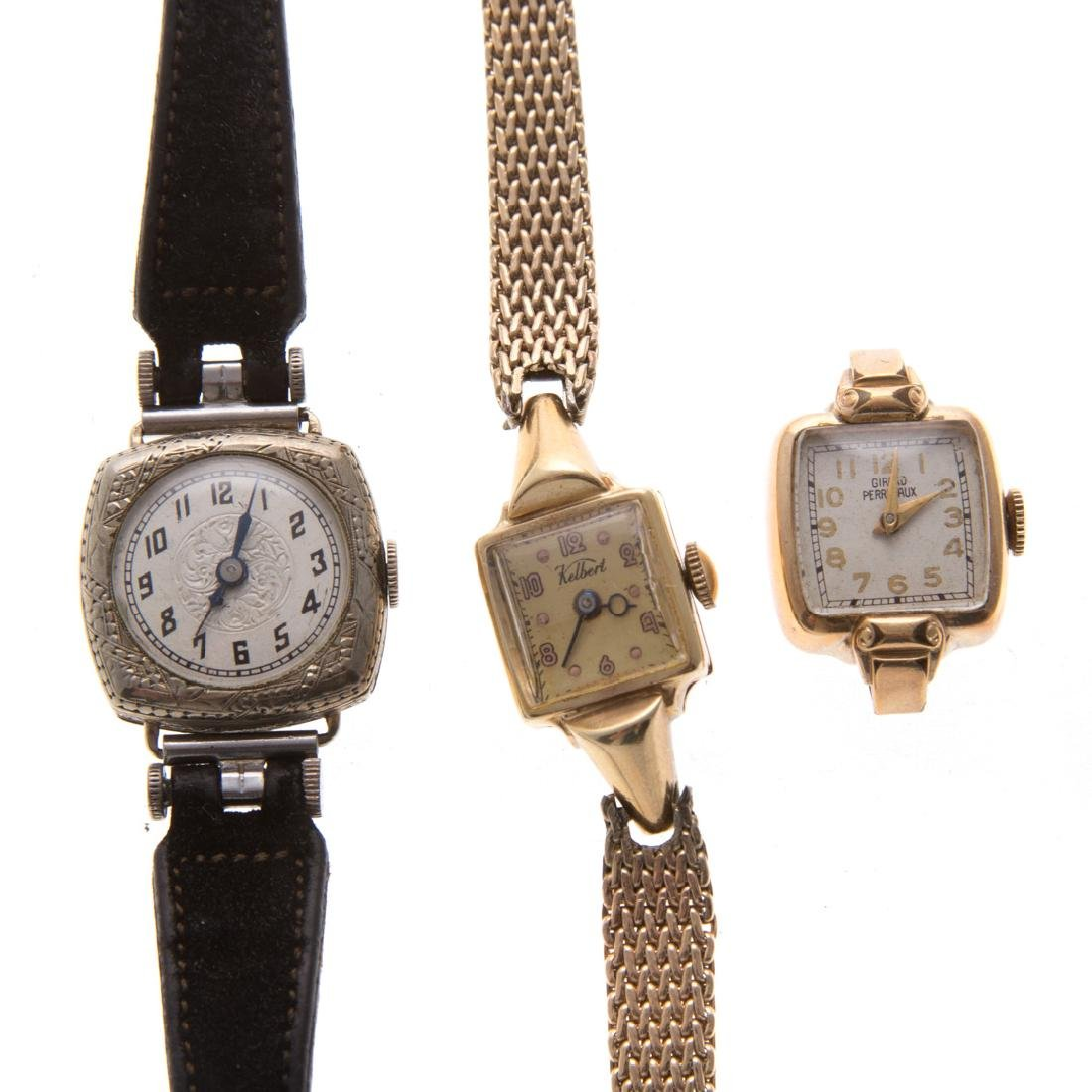 An Assortement of Lady's Wrist Watches