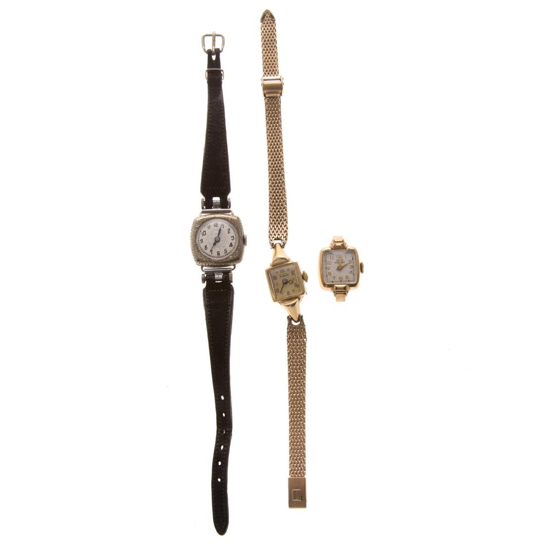 An Assortement of Lady's Wrist Watches - 2