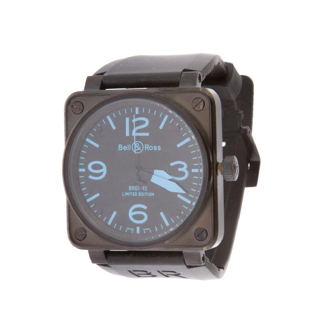 Two Gent's Bell & Ross Inspired Watches - 2