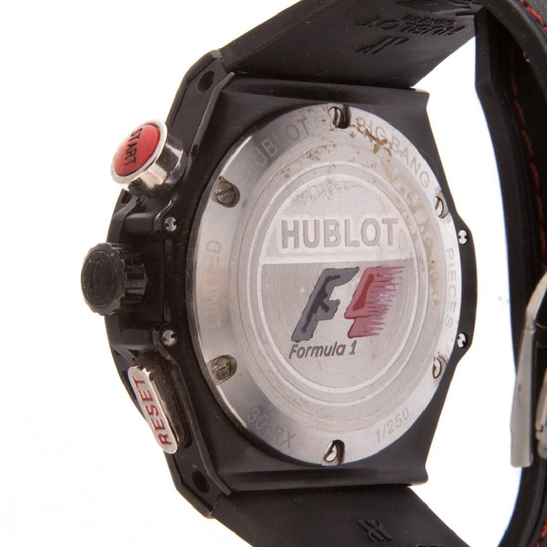 A Gent's Hublot Inspired Formula 1 Watch - 3