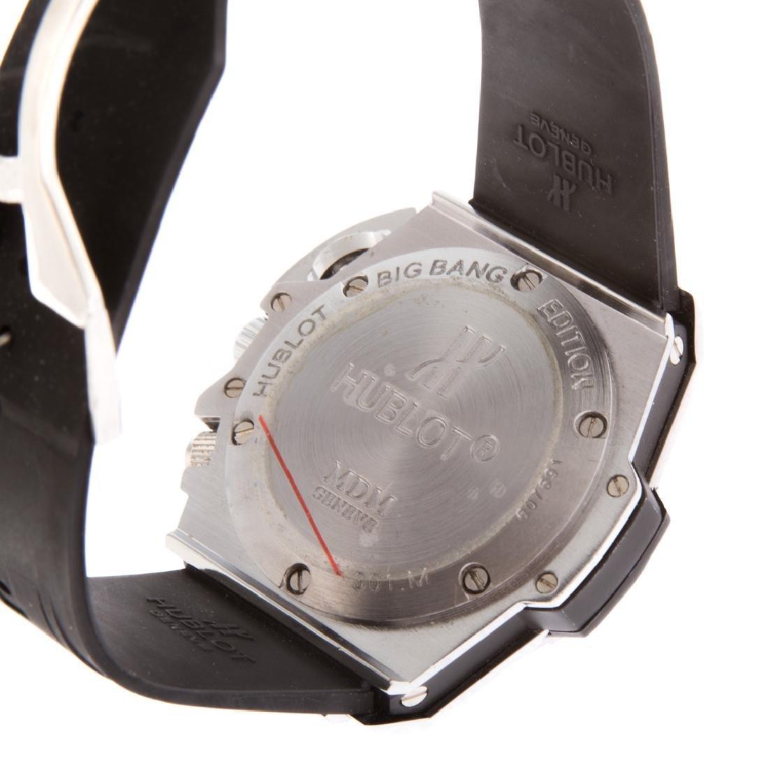 A Gentleman's Hublot Inspired Big Bang Watch - 3