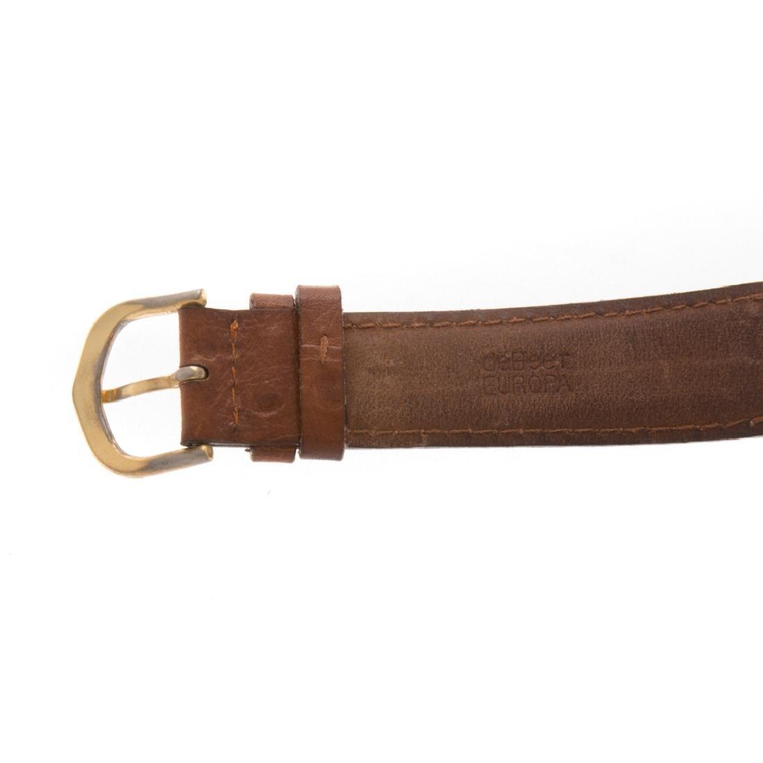 A Gent's Stainless Oris Wrist Watch - 4