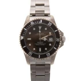 A Gent's Rolex Inspired Submariner Watch