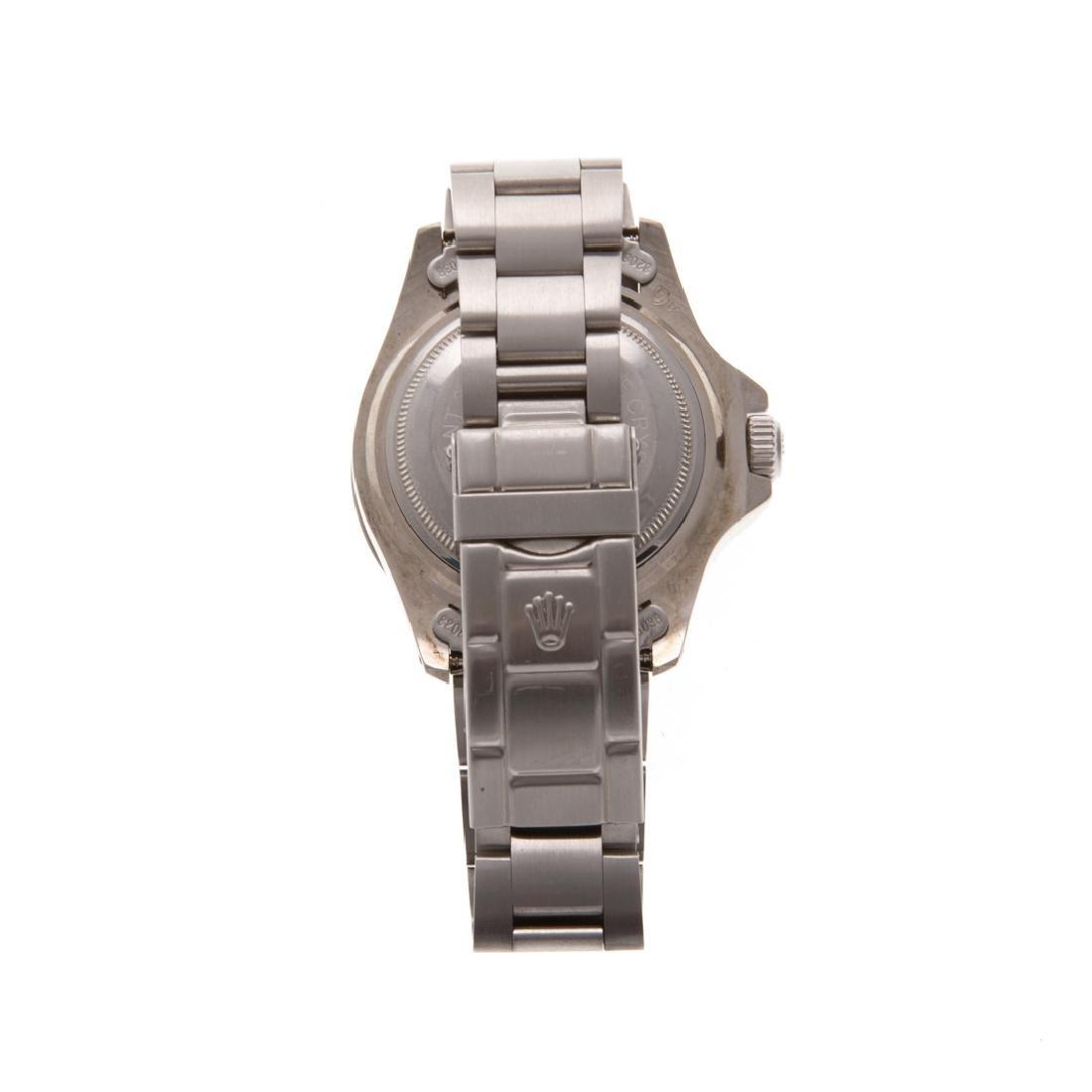 A Gent's Rolex Inspired Submariner Watch - 3