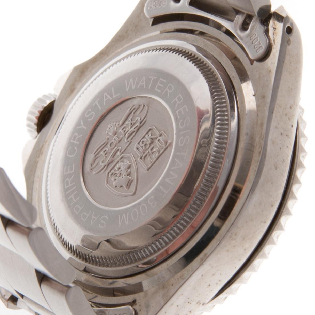 A Gent's Rolex Inspired Submariner Watch - 4