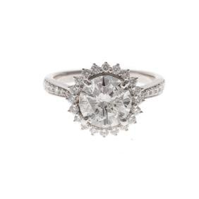 An Important Lady's 2.01ct Diamond Ring