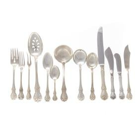 """Towle """"Old Master"""" misc. sterling flatware"""