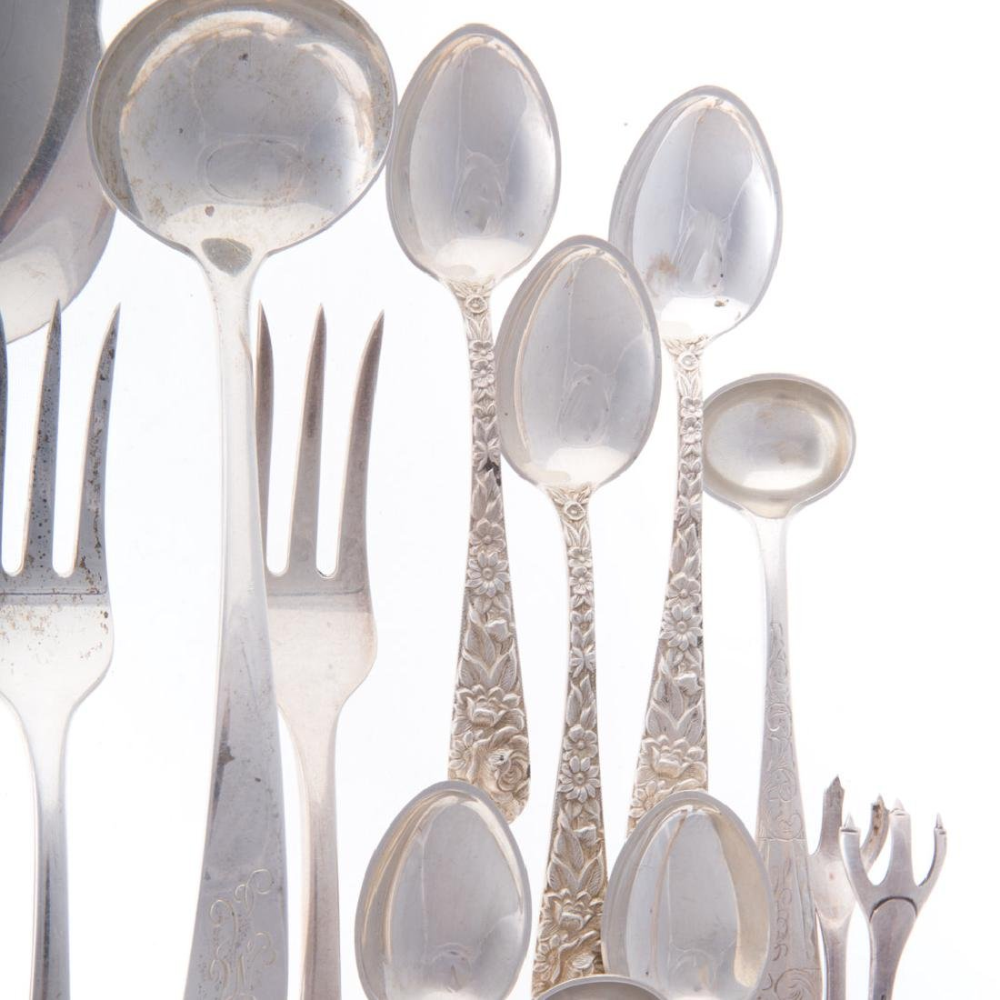 Collection of Kirk sterling silver flatware - 3