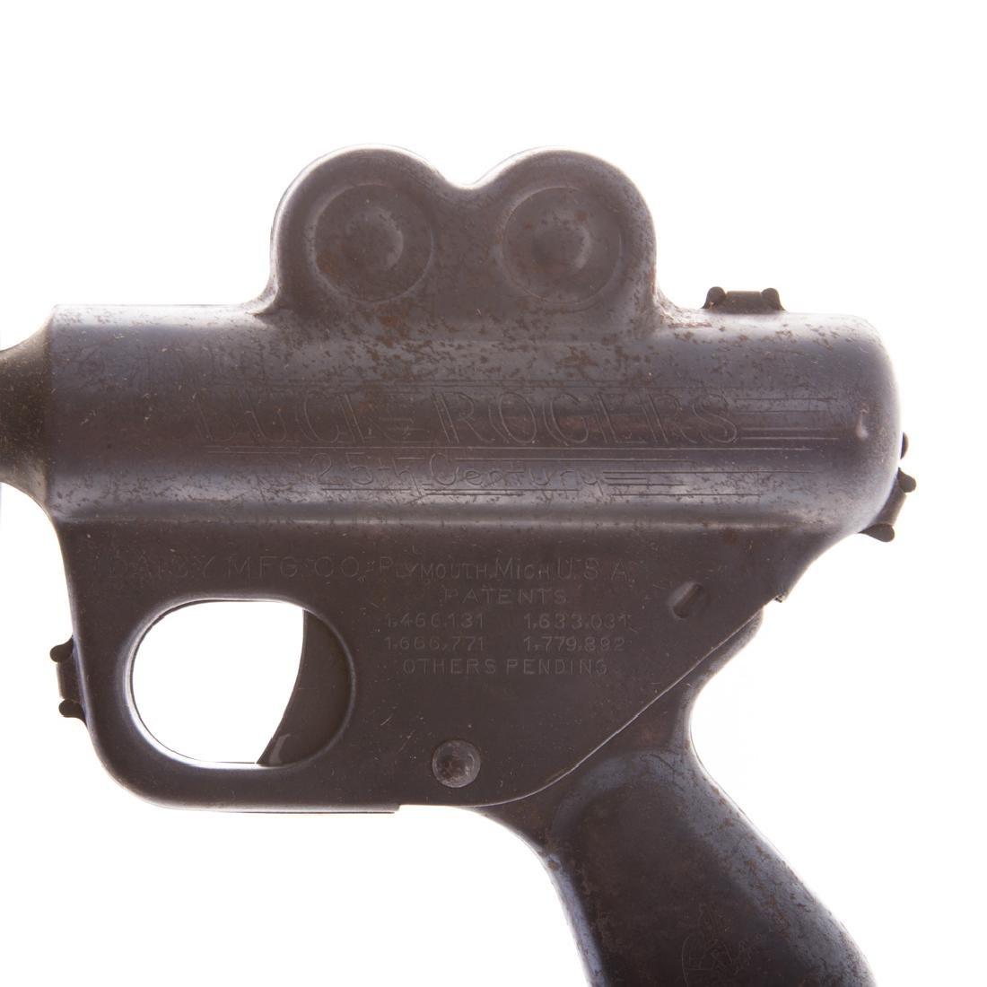 Buck Rogers 25th Century Rocket Pistol with Box - 3