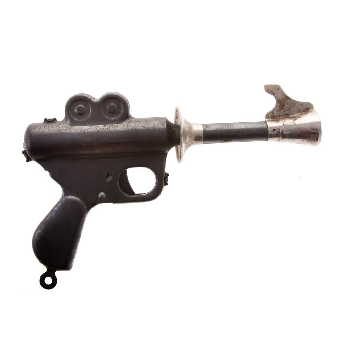 Buck Rogers 25th Century Rocket Pistol with Box - 4