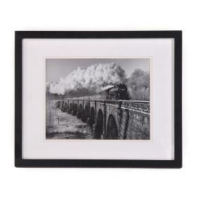 James Gallagher. B & O steam locomotive photo