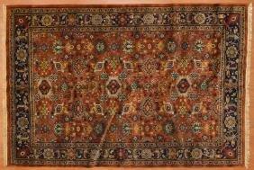 Indo Mahal rug, approx. 6 x 8.10