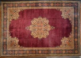 Turkish Sparta carpet, approx. 12.8 x 17.10