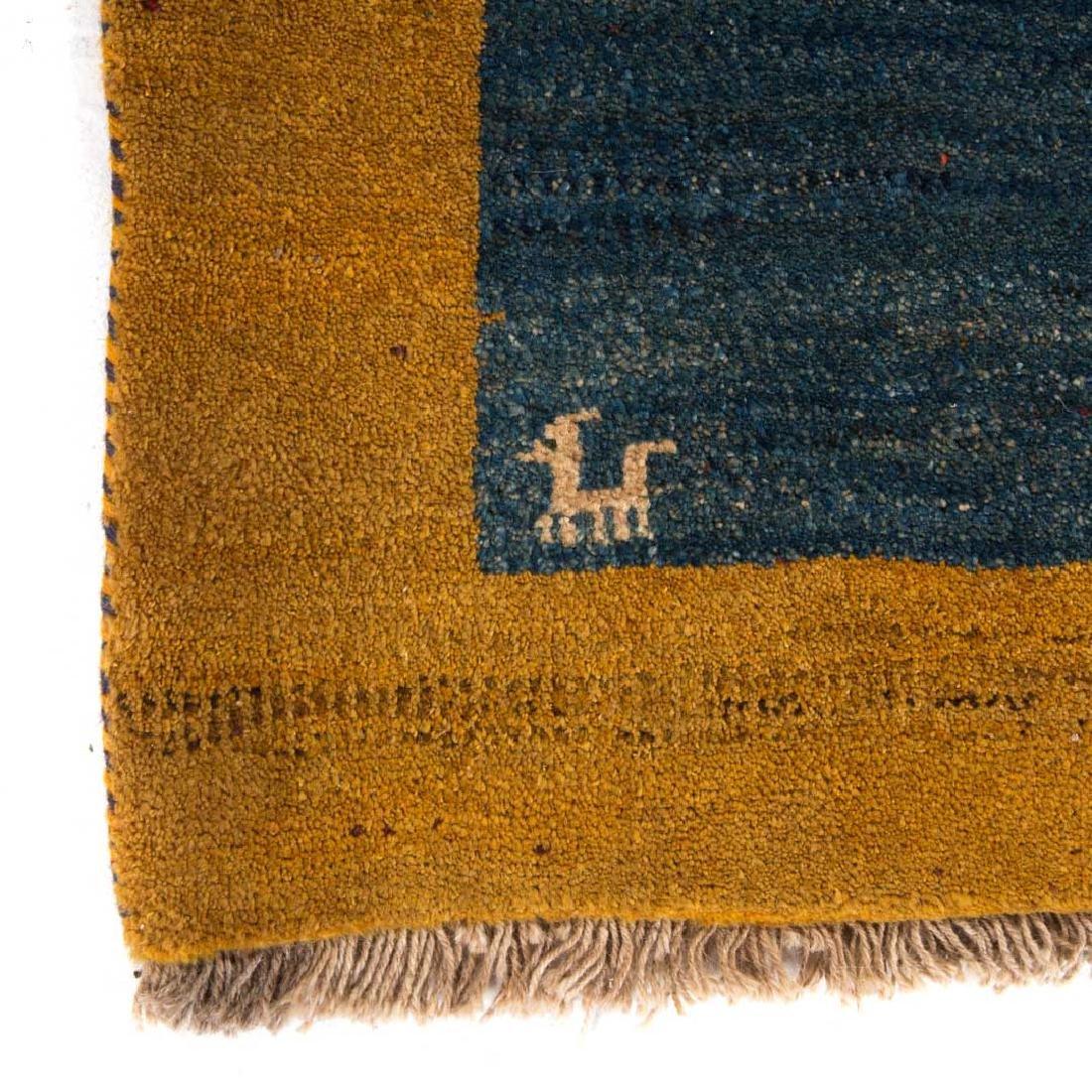 Persian Gabbeh rug, approx. 3.4 x 4.9 - 2