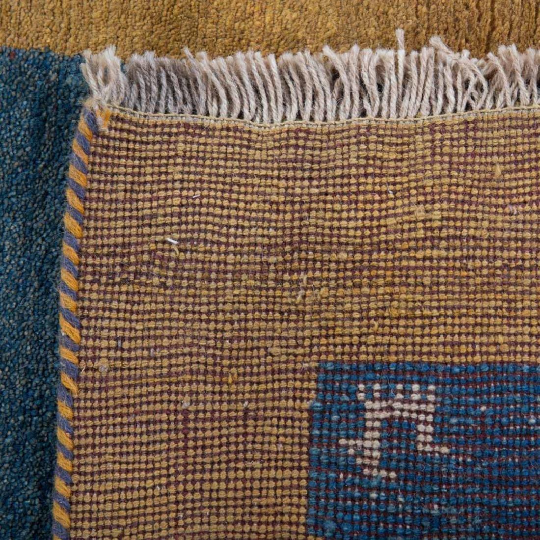 Persian Gabbeh rug, approx. 3.4 x 4.9 - 3