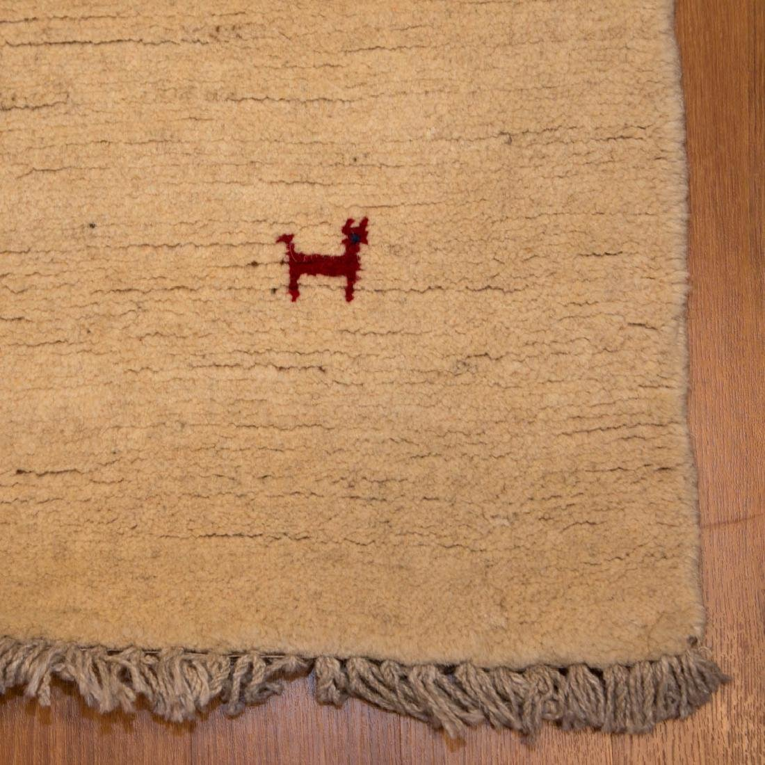Persian Gabbeh rug, approx. 4.2 x 6.4 - 2